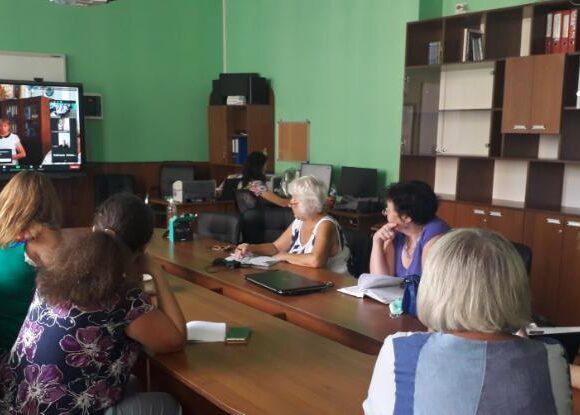 Серпнева педагогічна рада. Готуємося до початку 2020-2021 навчального року